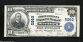National Bank Notes:Tennessee, Dyersburg, TN - $10 1902 Plain Back Fr. 633 The First NB ...