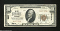 National Bank Notes:Tennessee, Knoxville, TN - $10 1929 Ty. 1 The City NB Ch. # 3837