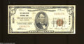National Bank Notes:West Virginia, Charleston, WV - $5 1929 Ty. 1 The Charleston NB Ch. # ...