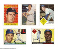 Baseball Cards:Lots, 1955 - 1969 STAR CARDS 15 CT. GROUP LOT Appraised. ...