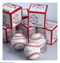 Autographs:Baseballs, 7 CT. CALIFORNIA ANGELS SIGNED BASEBALLS. Includes ... (7 items)