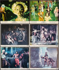 """Movie Posters:Fantasy, The Golden Voyage of Sinbad & Other Lot (Columbia, 1973). Overall: Fine/Very Fine. Mini Lobby Cards (12) (8"""" X 10""""). Fantasy... (Total: 12 Items)"""