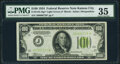 Fr. 2152-J* $100 1934 Light Green Seal Federal Reserve Note. PMG Choice Very Fine 35