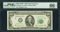 Small Size:Federal Reserve Notes, Fr. 2160-L* $100 1950C Federal Reserve Note. PMG Gem Uncirculated 66 EPQ.. ...