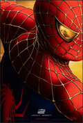 """Movie Posters:Action, Spider-Man 2 (Columbia, 2004). Rolled, Overall: Very Fine. One Sheets (2) (26.75"""" X 39.75"""") DS Advance, 2 Styles. Action.. ... (Total: 2 Items)"""