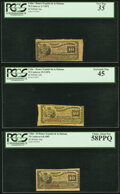 World Currency, Cuba El Banco Espanol de la Habana 1872 to 1896 Issues.. ... (Total: 16 notes)