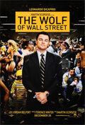 """Movie Posters:Drama, The Wolf of Wall Street (Paramount, 2013). Rolled, Very Fine+. One Sheet (27"""" X 40"""") DS Advance. Drama.. ..."""