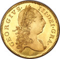 Great Britain, Great Britain: George III gold Proof Pattern 2 Guineas 1777 PR63 Cameo NGC,...