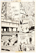 Original Comic Art, Curt Swan and Murphy Anderson Action Comics #411 Story Page 12 Original Art (DC, 1972)....