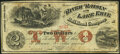 Obsoletes By State:Michigan, Monroe, MI- River Raisin and Lake Erie Rail Road Company/Wm. Simpson, Sole Manufacturer of the finest Linen Soap Ad Note $2 ...