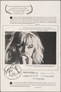 """Movie Posters:Foreign, Loves of a Blonde (Prominent Films, 1966). Folded, Very Fine-. One Sheet (27"""" X 41""""). Foreign.. ..."""