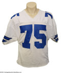 Football Collectibles:Uniforms, Football Game Used TONY CASILLAS DALLAS COWBOYS GAME-USED ...