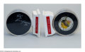 Hockey Collectibles:Pucks, Hockey Autograph 2 CT. ED BELFOUR - DOUG WILSON SIGNED ... (2items)
