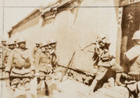 Unknown Artist (20th Century) Group of 50 Press Photographs of the Japanese Invasion of China, 1930s