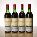 Red Bordeaux, Chateau Trotanoy 1970 . Pomerol . 1bn, 1ts, 1vhs, 1hs, 3lwasl, 2cc. Bottle (4). ... (Total: 4 Btls. )