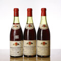 Red Burgundy, Chambertin . Bouchard Pere et Fils. 1962 4cm, lbsl, nl, excellent color Bottle (1). 1962 Clos de Beze 1(4cm... (Total: 3 Btls. )