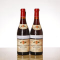 Red Burgundy, Musigny 1952 . Bouchard Pere et Fils . 2wisl, 2cuc to show cork branding, Reconditioned in 2006, excellent color. Bottle... (Total: 2 Btls. )