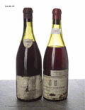 Red Burgundy, Richebourg 1934 . C. Marey & Liger-Belair . 7cm, hbsl, lwasl, excellent color . Bottle (1). ... (Total: 1 Btl. )