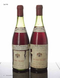 Red Burgundy, Bonnes Mares 1945 . Domaine Belorgey . 2(4.5cm), 2(7cm), 4hbsl, 3tl, excellent color. Bottle (4). ... (Total: 4 Btls. )