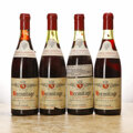 Rhone, Hermitage 1966 . Farconnet, J.L. Chave Selection . 3(4cm), 3nl, 6wasl, 1cc, excellent color. Bottle (6). ... (Total: 6 Btls. )