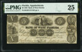 Obsoletes By State:Florida, Apalachicola, FL- Bank of West Florida $5 Nov. 3, 1832 G30 PMG Very Fine 25.. ...