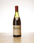 Red Burgundy, Gevrey Chambertin 1964 . Clos St. Jacques, A. Rousseau . 5cm, bsl, excellent color. Bottle (1). ... (Total: 1 Btl. )