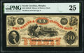 Murphy, NC- Miners & Planters Bank $20 Apr. 24, 1860 G12 PMG Very Fine 25