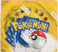 Pokémon Shadowless Edition Base Set Sealed Booster Box (Wizards of the Coast, 1999)