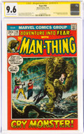Bronze Age (1970-1979):Horror, Fear #10 Signature Series - Stan Lee (Marvel, 1972) CGC NM+ 9.6 Off-white to white pages....