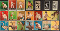 Boxing Cards:General, 1910-1938 Boxing/Prize Fighters Collection (21)....