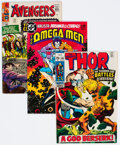 Bronze Age (1970-1979):Miscellaneous, Bronze and Modern Age Comics Group of 48 (Various Publishers, 1970s-90s) Condition: Average VF.... (Total: 48 Comic Books)