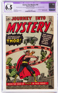 Silver Age (1956-1969):Superhero, Journey Into Mystery #83 (Marvel, 1962) CGC Apparent FN+ 6.5 Slight (C-1) Off-white to white pages....
