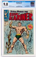 Silver Age (1956-1969):Superhero, The Sub-Mariner #1 (Marvel, 1968) CGC NM/MT 9.8 Off-white to white pages....