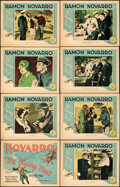 """Movie Posters:Adventure, The Flying Fleet (MGM, 1929). Fine/Very Fine. Lobby Card Set of 8 (11"""" X 14"""").. ... (Total: 8 Items)"""