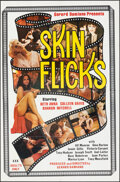 """Movie Posters:Adult, Skin-Flicks & Other Lot (AVC, 1978). Folded, Very Fine-. One Sheets (2) (25"""" X 38""""). Adult.. ... (Total: 2 Items)"""