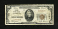 National Bank Notes:Oklahoma, Ardmore, OK - $20 1929 Ty. 1 Exchange NB Ch. # 11093. It's been almost three years since we last had this denomination a...