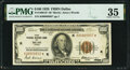 Small Size:Federal Reserve Bank Notes, Fr. 1890-K* $100 1929 Federal Reserve Bank Note. PMG Choice Very Fine 35.. ...