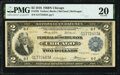 Fr. 765 $2 1918 Federal Reserve Bank Note PMG Very Fine 20