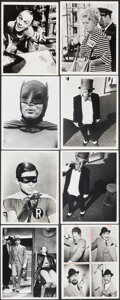 """Movie Posters:Action, Batman (20th Century Fox, 1966). Overall: Very Fine-. Television Photos (16) (7"""" X 9""""). Action.. ... (Total: 16 Items)"""