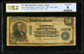 Paisley, OR - $20 1902 Plain Back Fr. 656 Paisley National Bank Ch. # 10432 PCGS Banknote Very Good 8.<