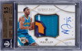 Basketball Cards:Singles (1980-Now), 2012 Immaculate Collection Anthony Davis (Jumbo Patch Autographs) #PPAB BGS Gem Mint 9.5, Auto 10 - #'d 29/75. ...