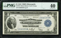 Fr. 736 $1 1918 Federal Reserve Bank Note PMG Extremely Fine 40