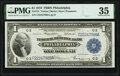 Large Size:Federal Reserve Bank Notes, Fr. 715 $1 1918 Federal Reserve Bank Note PMG Choice Very Fine 35.. ...