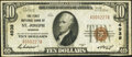 Saint Joseph, MO - $10 1929 Ty. 1 The First National Bank Ch. # 4939 Very Fine