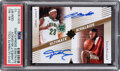 Basketball Cards:Singles (1980-Now), 2010 Ultimate Collection Rivalries Signature LeBron James/Tracy McGrady #A-MJ PSA Gem Mint 10 - Serial Numbered 3/25. ...
