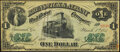 Obsoletes By State:Georgia, Brunswick, GA- Brunswick & Albany Rail Road Company $1 Mar. 4, 1871 Extremely Fine.. ...