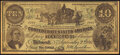 Madison, SD- Mallory Studio 10¢ Advertising Note ND (ca.1900-1920?) About Uncirculated