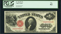 Large Size:Legal Tender Notes, Fr. 36 $1 1917 Legal Tender PCGS New 62.. ...