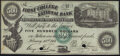Claverack, NY- (Claverack College) First College National Bank of Claverack- $500 Feb. 23, 1864 Schingoethe NY-600-500.B...