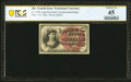 Fractional Currency:Fourth Issue, Fr. 1258 10¢ Fourth Issue PCGS Choice XF 45.. ...